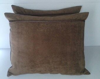 cushion velvet style club 50 x 40