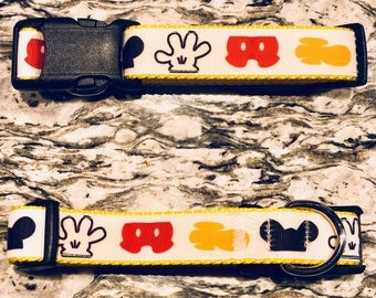 "1"" Ribbon Collar- Standard"