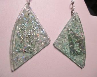 Glitter Reflector Wings
