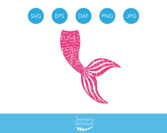 Mermaid Tail SVG, Mermaid Tail SVG File, SVG Mermaid Tail, Mermaid Svg, Svg Mermaid, Mermaid Scales Svg, Mermaid Cut File, Cricut Svg File