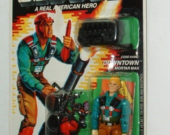 Vintage GI Joe Action Figure Downtown MOC ******1988****** Check Out My other Listings