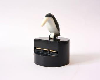Toothpick dispenser etsy - Toothpick dispenser bird ...