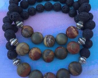 Alpha Warrior mens bracelet