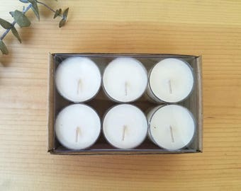 Tealights-SET OF 12
