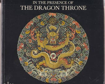 Dragon Throne CH'ING Dynasty COSTUME 1644-1911 Chinese textile Art Manchu Garmet ... exhibition catalog