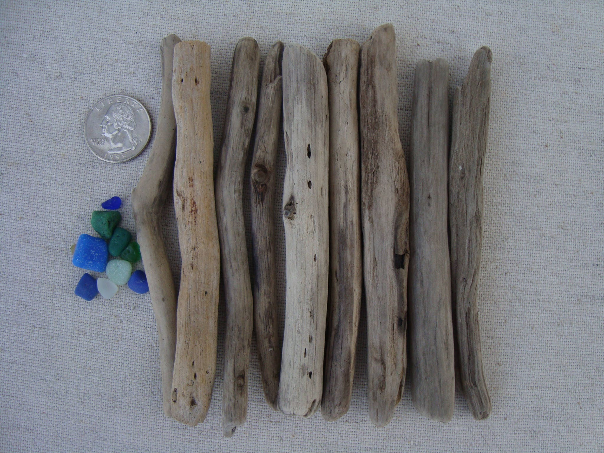 Driftwood 5 9 pcs genuine driftwood bois flott craft for Achat bois flotte decoration