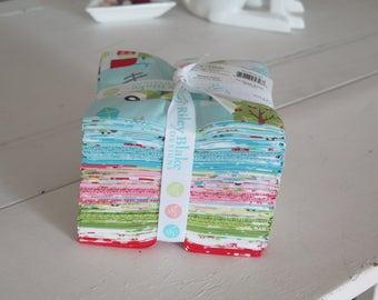 Riley Blake designs Glampericious fat quarter bundle, 23 fat quarters 100% cotton,