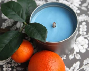 Blackberry Sage Soy Candle