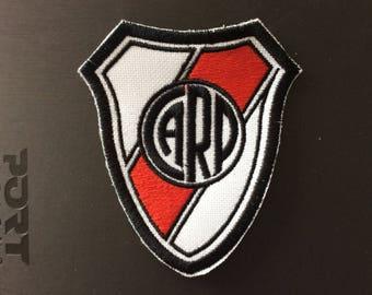 Patch River Plate - Aregentina first division - Copa Libertadores - South America