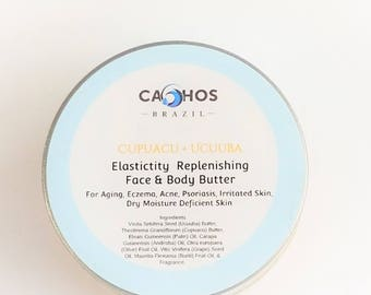 Elasticity Replenishing Face & Body Butter