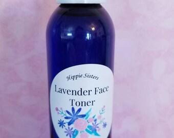 Lavender Face Toner 4oz