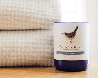 Clean Cotton - Soy Wax Candle