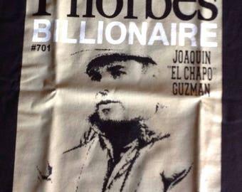 Phorbes #701 Billionaire El Chapo Guzman Joaquin Loera Shirt