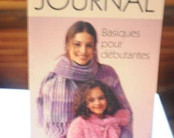 "Book: ""Journal"" basic patterns for beginners"