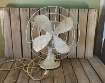 Large Metal Fan
