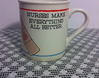 Nurses Make Everything All Better Mug Coffee Cup