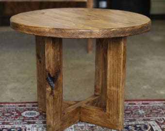 Handmade Recyled Pine Table