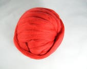 Fire Engine Red Merino Ro...