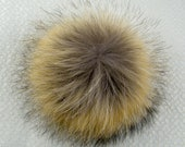 Extra Large - Real Fur Po...