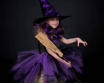 Witch tutu dress Tutu
