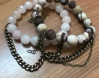 Bracelets by Rae set