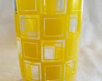 Hazel Atlas juice glass