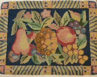 Vintage Art Deco mat