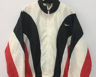 SALE 25% Vintage 90s Nike Jacket Hip Hop Size S