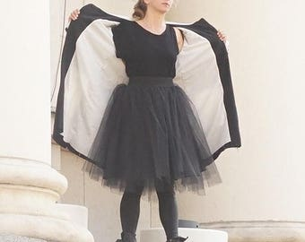 Tulle Skirt, Tutu Skirt, Bridal made Skirt