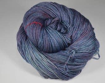 Alala Sock- Darkshore Hand Dyed Yarn