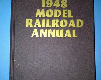 1948 Model Railroad Annual