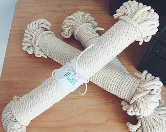 Macrame - macrame rope cord