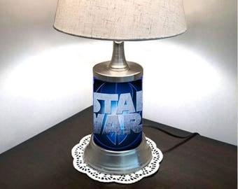 Star Wars Lamp with shade