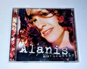 Vintage ALANIS MORISSETTE So-called Chaos Compact Disc Nmnt