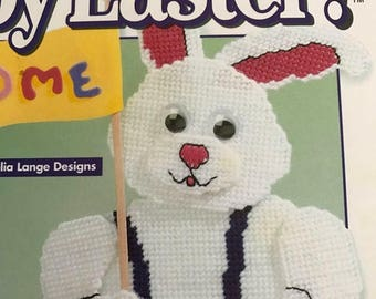 SUMMERSALE House of White Birch Happy Easter Plastic Canvas Patterns
