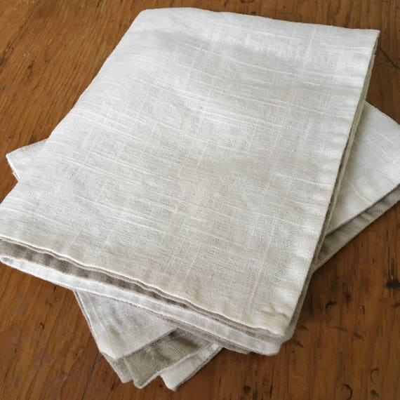 Linen Placemats - Double Sided