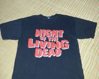 Vintage night of the living dead movies