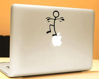 Macbook stickers -macbook decal - mac cover