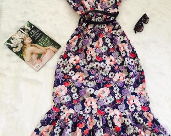 Cotton Garden Dress