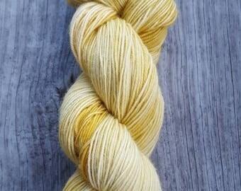 "Hand-Dyed Superwash Merino Yarn - ""Murtagh Fitzgibbons Fraser"""