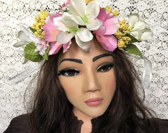 Princess Floral Crown