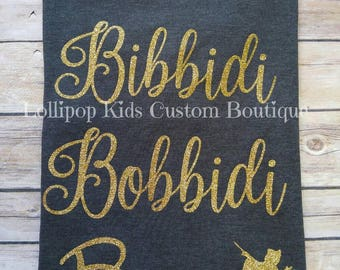 Bibbidi Bobbidi Bump short sleeve Shirt*