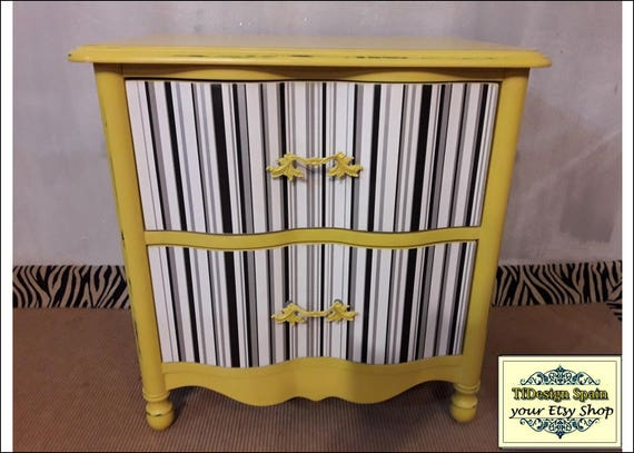 Side table, Bedside, Side table Etsy, Side table elegant, Side table for sofa, Side table yellow, Side table drawers, Side table living room