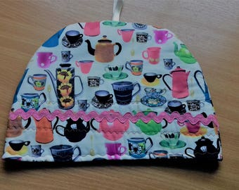 Pretty little teacosy