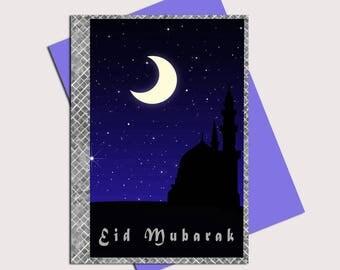 Eid Card, eid Mubarak, eid gift, eid Mubarak sign, eid Mubarak card, ramadan gift, ramadan cards, eid greetings, eid decor,  eid decoration