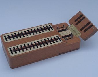 Traveling Cribbage Board