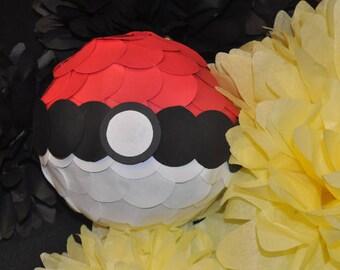 Pokeball Pinata | Pokemon Pinata | Pokemon Birthday | Gotta Catch 'Em All!