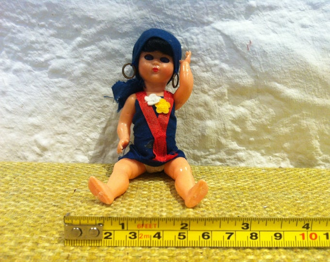Vintage Dollhouse Figure Doll Accessoire Decoration beautiful