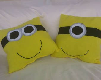 Minion Pillow 15""