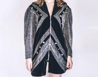 ParaKiss Velvet Jacket